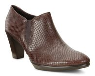 ECCO Shape 55 Stack Shootie (COFFEE)