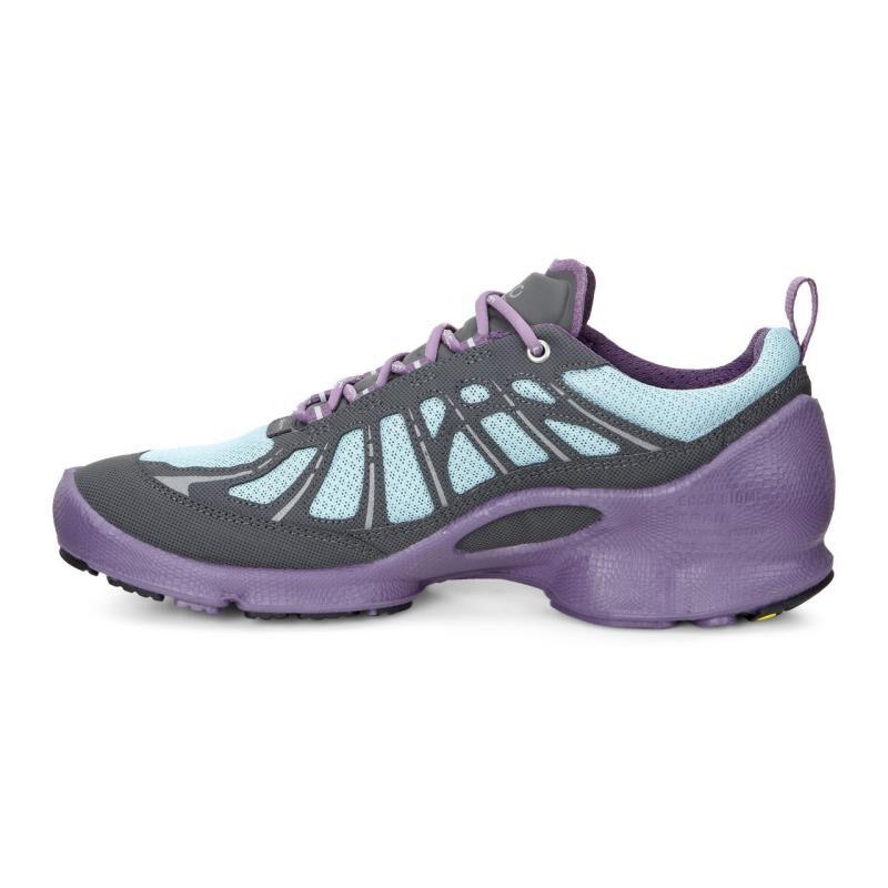 Womens Shoes ECCO Sport Biom Train Dark Shadow/Aquatic