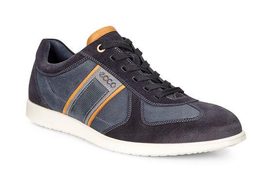 ECCO Indianapolis Sneaker (NAVY/NAVY)