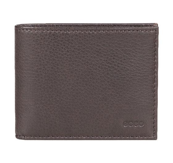 ECCO Gordon Slim Wallet (COFFEE)