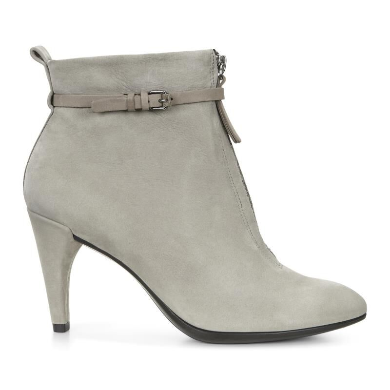 ... ECCO Shape 75 Sleek Ankle BootECCO Shape 75 Sleek Ankle Boot WARM GREY/WARM  GREY ...