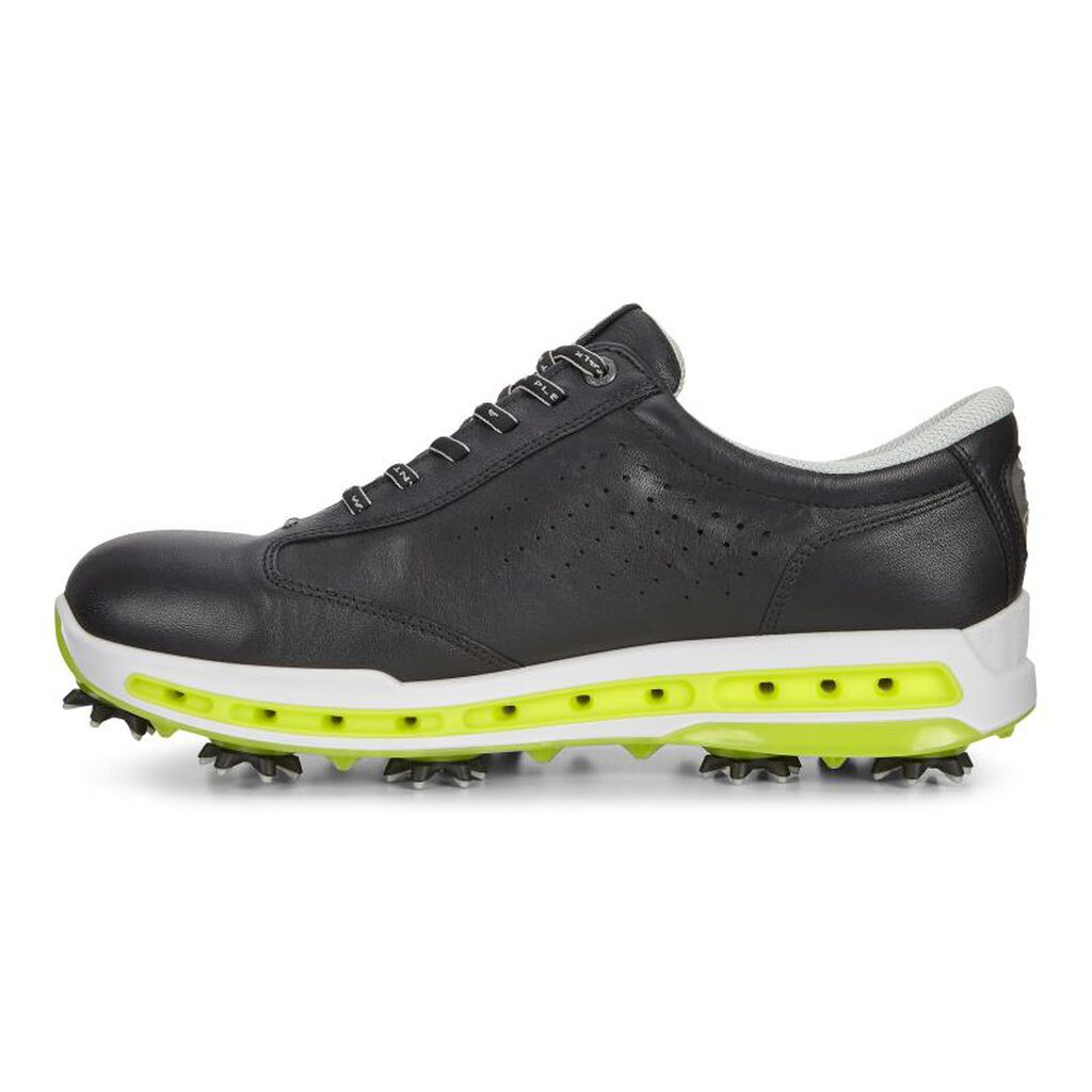 Black And Green Golf Shoes