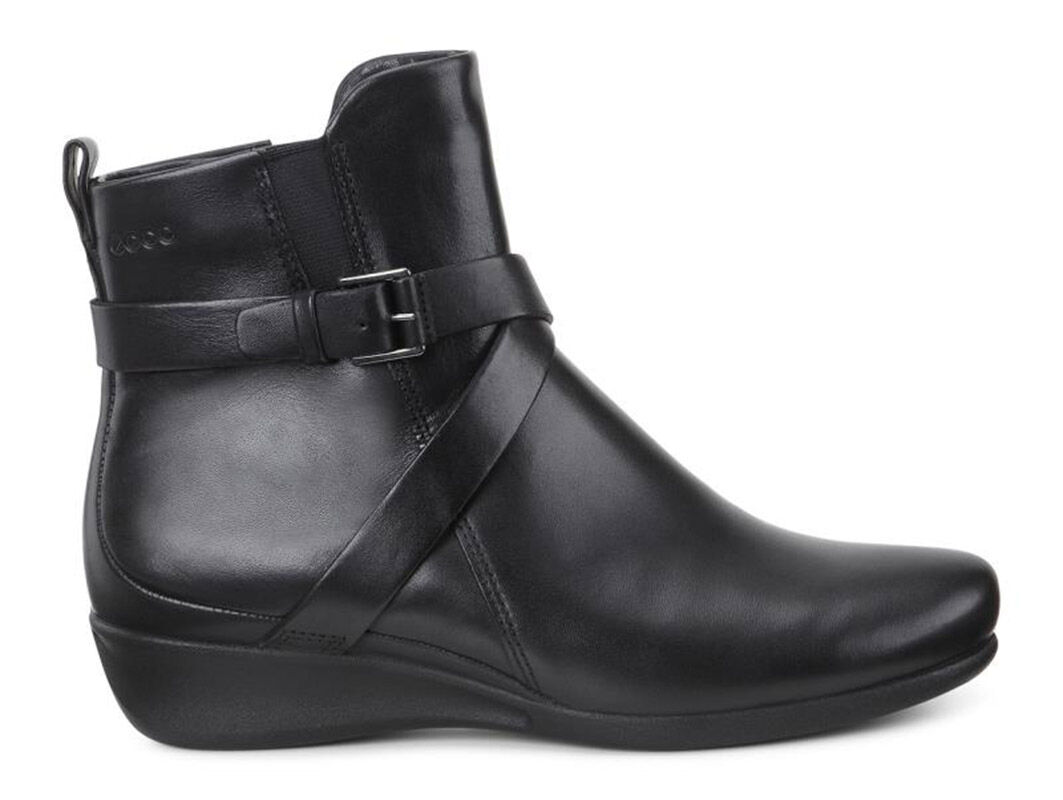 Women's Abelone Cross Buckle Boot