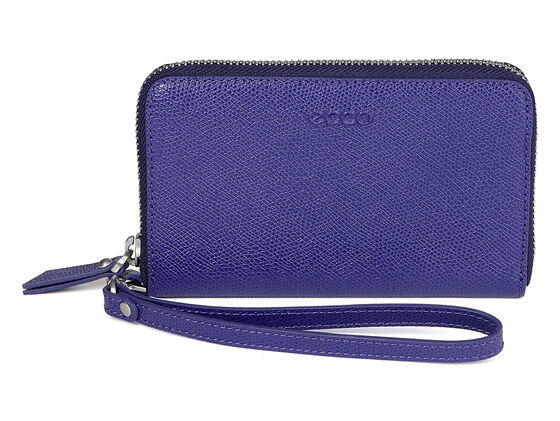 ECCO Belaga Medium Zip Wallet (IRIS)